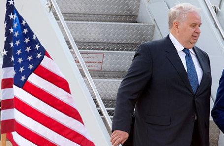 Экс-посол России в США Сергей Кисляк.