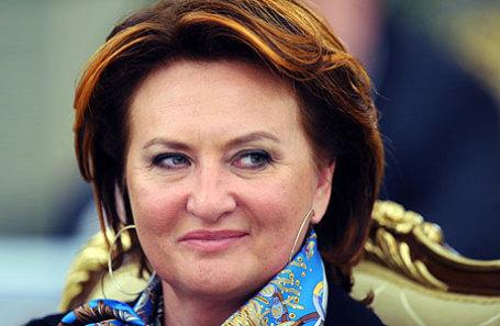 Швейцария прекратила расследование против Скрынник