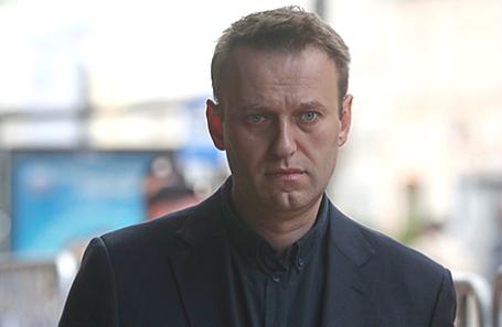 Суд рассмотрит иск предпринимателя Михайлова кНавальному на500 тыс. руб.