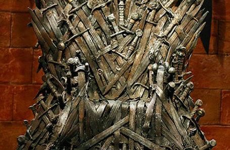 Железный трон.