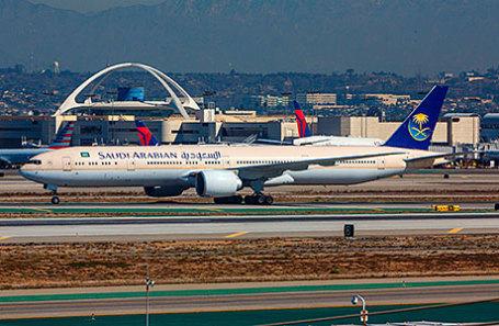 Saudia Airlines.