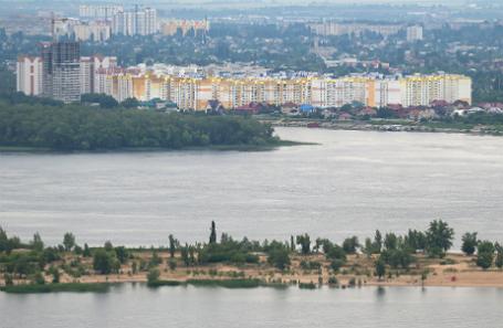 Волга, Саратов.