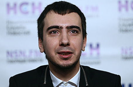 Пранкер Вован (Владимир Краснов).