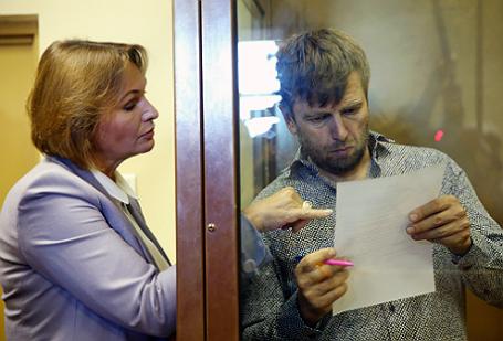 Руководитель московской типографии признан виновным поделу опожаре