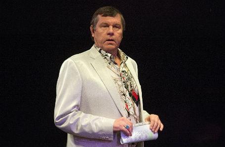 Александр Новиков.