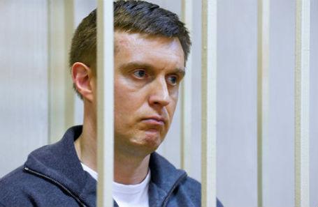 Директор компании «Балтстрой» Дмитрий Сергеев.