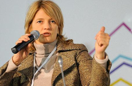 Сооснователь «Лаборатории Касперского» и гендиректор группы компаний InfoWatch Наталья Касперская.