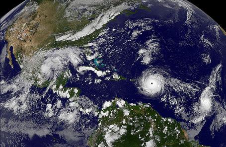 Ураган «Ирма».