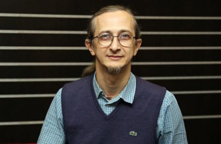 Петр Пушкарев, трейдер.