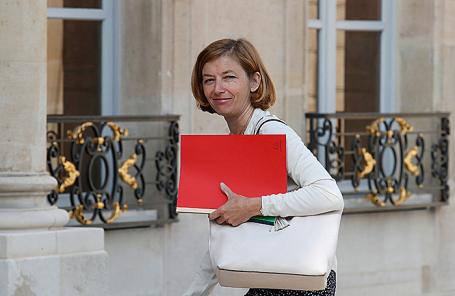 Министр обороны Франции Флоранс Парли.