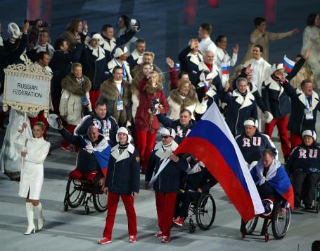Парсонс стал новым президентом интернационального паралимпийского комитета