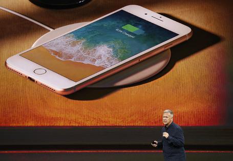 Презентация iPhone8.