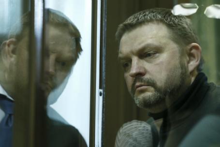 Экс-губернатора Кировской области Никита Белых.
