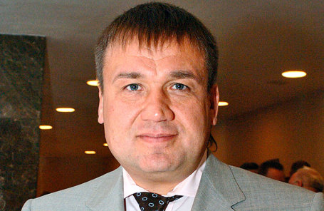 Вице-президент Международной ассоциации ветеранов подразделения антитеррора «Альфа»  Алексей Филатов.