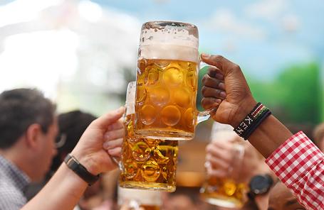 Фестиваль «Октоберфест» стартовал сегодня вМюнхене