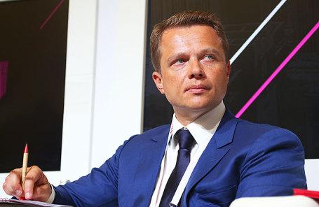 Заместитель мэра Москвы по вопросам транспорта и развития дорожно-транспортной инфраструктуры Максим Ликсутов.