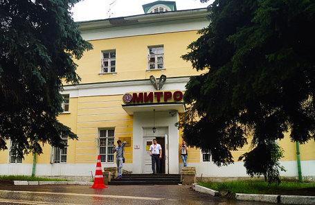 Московский институт телевидения и радиовещания «Останкино».