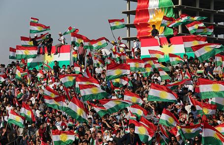 Иран закрыл авиасообщение сИракским Курдистаном потребованию  Багдада