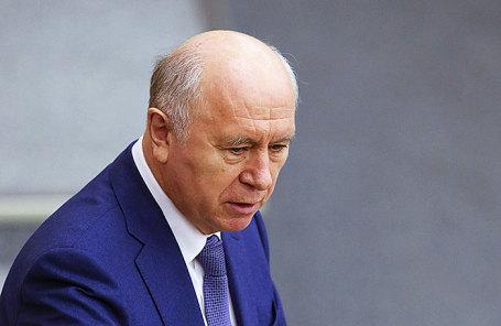 Николай Меркушкин.