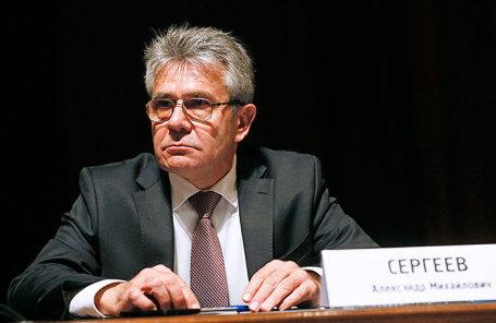 Директор Института прикладной физики Александр Сергеев.