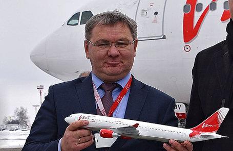 Генеральный директор «ВИМ-Авиа» Александр Кочнев.