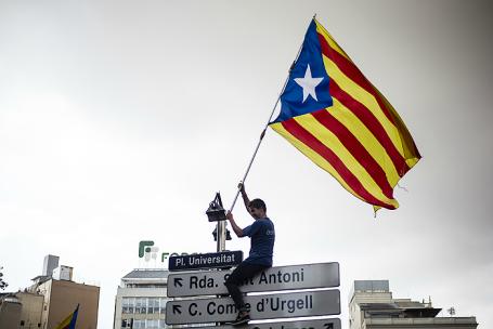 В милиции сообщили о погибели 3-х человек— Референдум вКаталонии