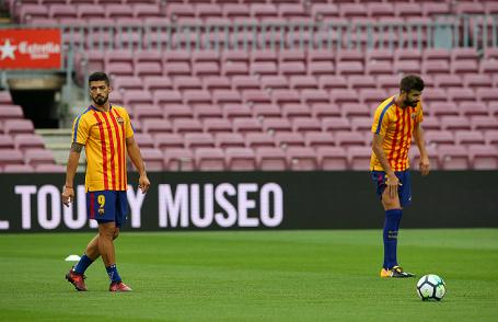 Матч «Барселона» — «Лас-Пальмас».