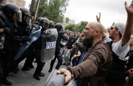 Каталонцы проголосовали занезависимость отИспании