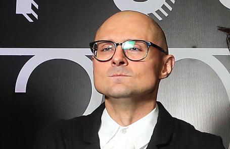 Театральный режиссер Максим Диденко.
