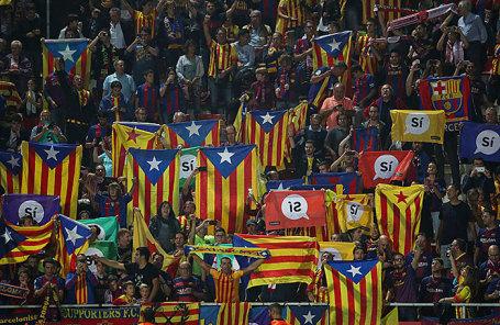Социальные организации Каталонии призвали к совместной забастовке впредстоящий вторник