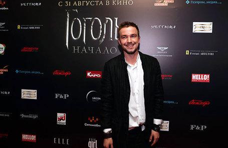 Актер Александр Петров.