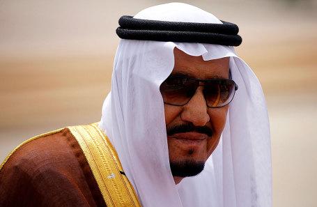 Король Саудовской Аравии Салман бен Абдель Аль Сауд.