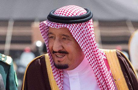 Король Саудовской Аравии Сальман бен Абдель Аль Сауд.