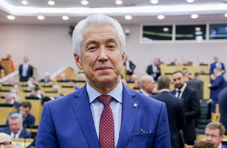 Вице-спикер Госдумы РФ Владимир Васильев.