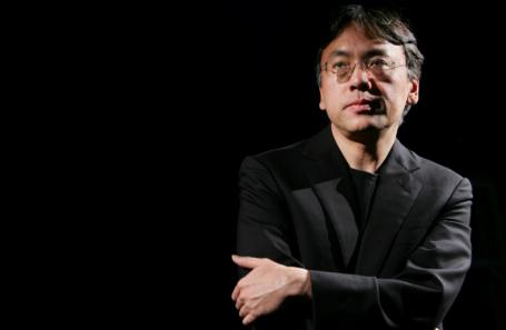 Кадзуо Исигуро.