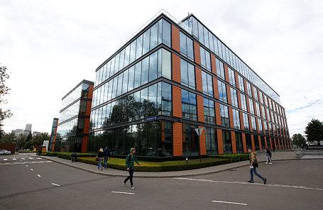 Штаб-квартира «Лаборатории Касперского» в Москве.