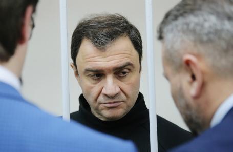 Бывший заместитель министра культуры Григорий Пирумов в суде