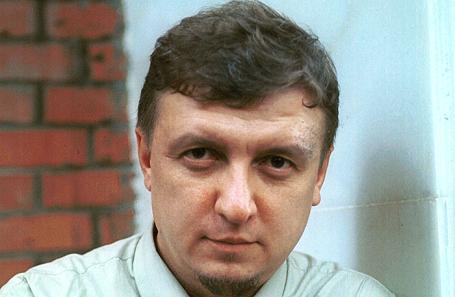 Сергей Беляк.