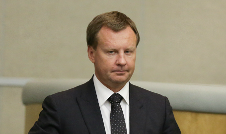Денис Вороненков.