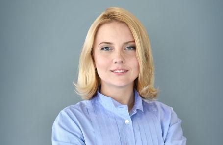 Управляющий директор АИЖК Ирина Балкарова.