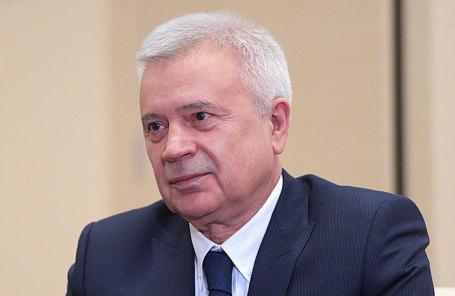 Президент компании ЛУКОЙЛ Вагит Алекперов.
