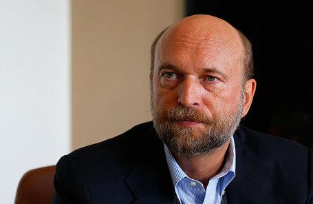 Российский предприниматель Сергей Пугачёв.