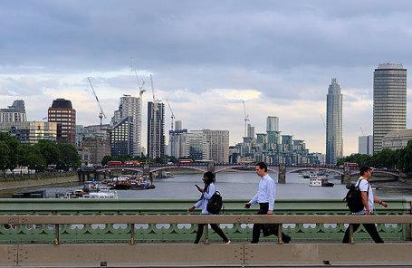 Виды Лондона.