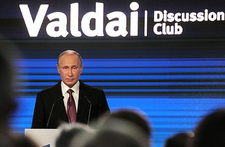 Путин связал рост сепаратизма вевропейских государствах сситуацией вКаталонии