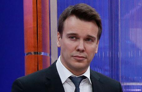 Михаил Зыгарь.