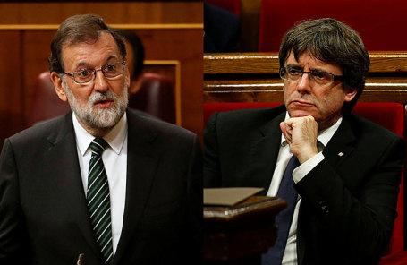 Д.Туск исключил вмешательствоЕС вситуацию вокруг Каталонии