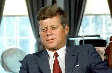 Трамп может заблокировать публикацию документов обубийстве Кеннеди
