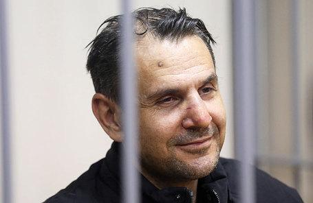 Борис Гриц, напавший с ножом на заместителя главного редактора «Эха Москвы», радиоведущую Татьяну Фельгенгауэр.