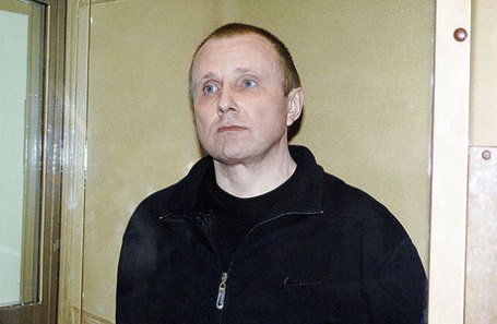 Экс-глава службы безопасности НК «ЮКОС» Алексей Пичугин.