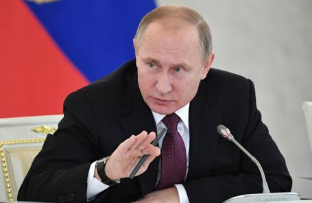 «Зачем это делают?»: Осборе биологического материала граждан России сказал Путин
